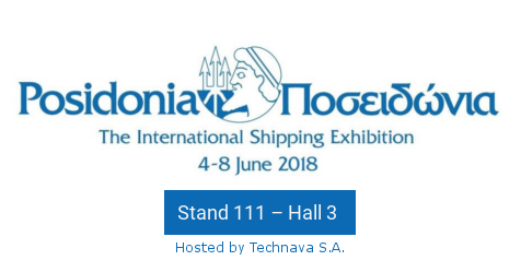 Propulsion Analytics at Posidonia 2018