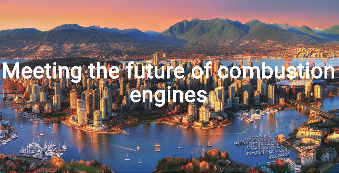 PWinGD and Propulsion Analytics in CIMAC 2019, Vancouver